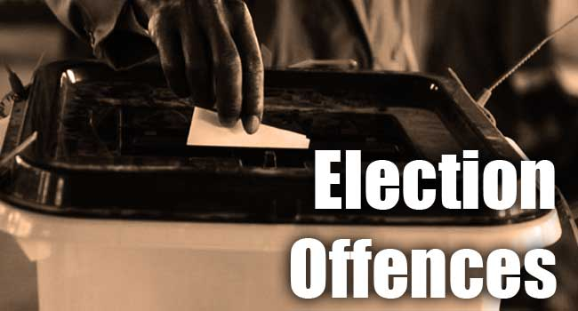 Election Offences