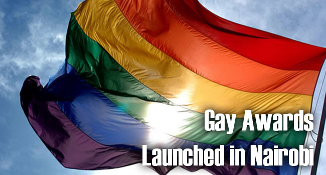 Gay Awards Launched in Nairobi