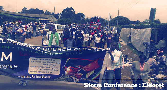 Storm Conference: Civic Education, Eldoret