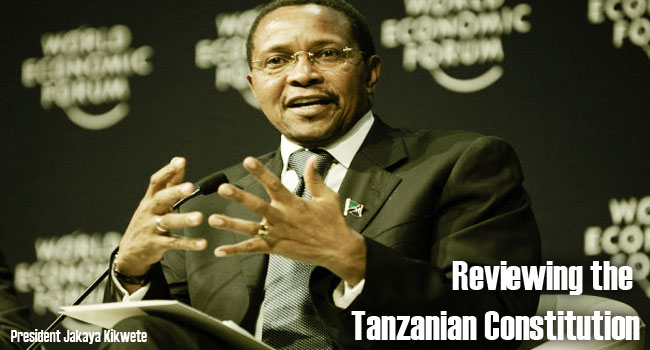 Reviewing The Tanzanian Constitution