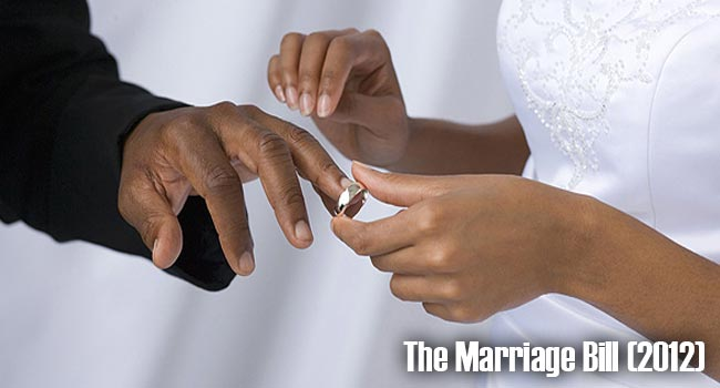 The Marriage Bill (2012)