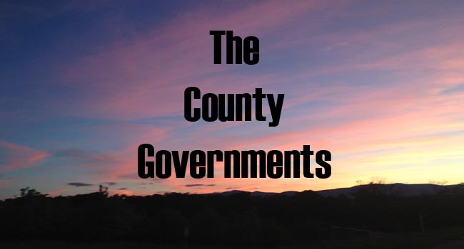 The County Governments